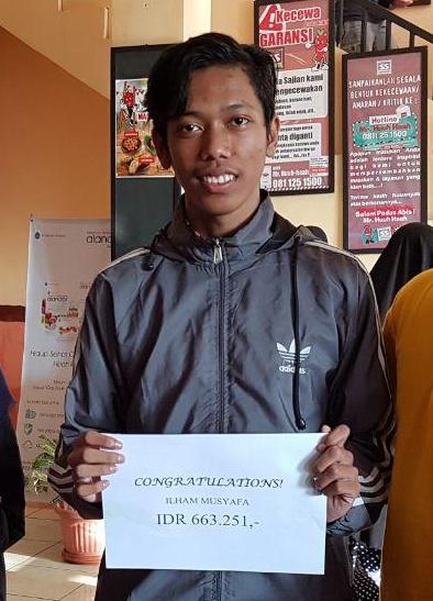 Foto Prakerin Ilham Musyafa SMK N 1 Bantul Yogyakarta