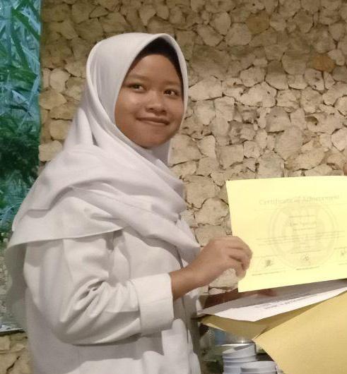Foto Prakerin Umi Ngatiyah SMK Mutu Bandongan Magelang
