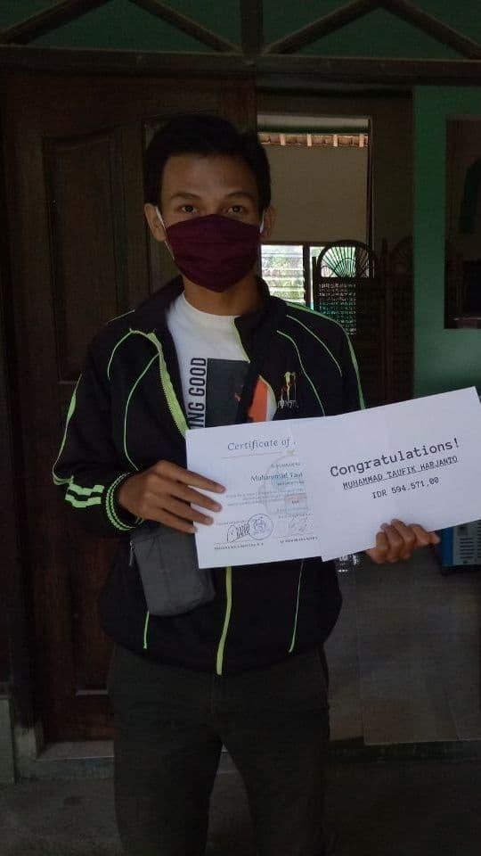 Prakerin SMK N 2 Yogyakarta Muhammad Taufik Harjanto