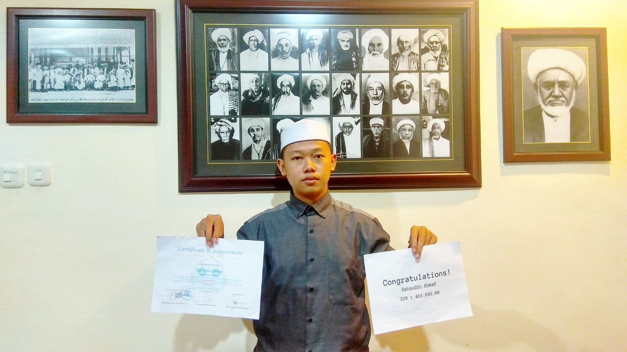 Prakerin Bahaudin Ahmad SMK Telkom Malang