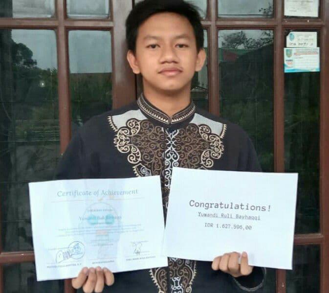 Prakerin Yuwandi Ruli Bayhaqqi SMK Telkom Malang