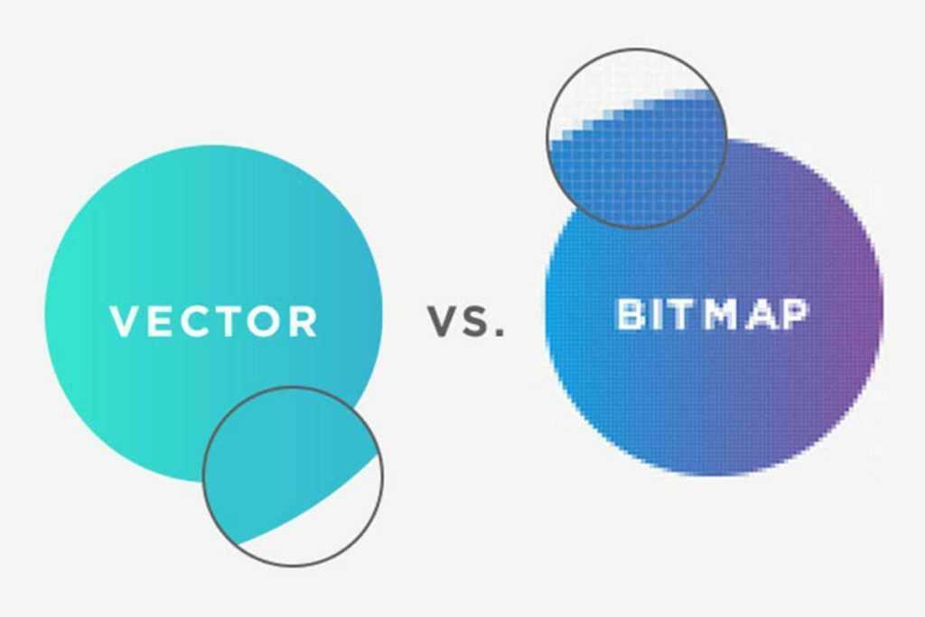 Format Gambar Vektor Dan Bitmap Beserta Jenisnya